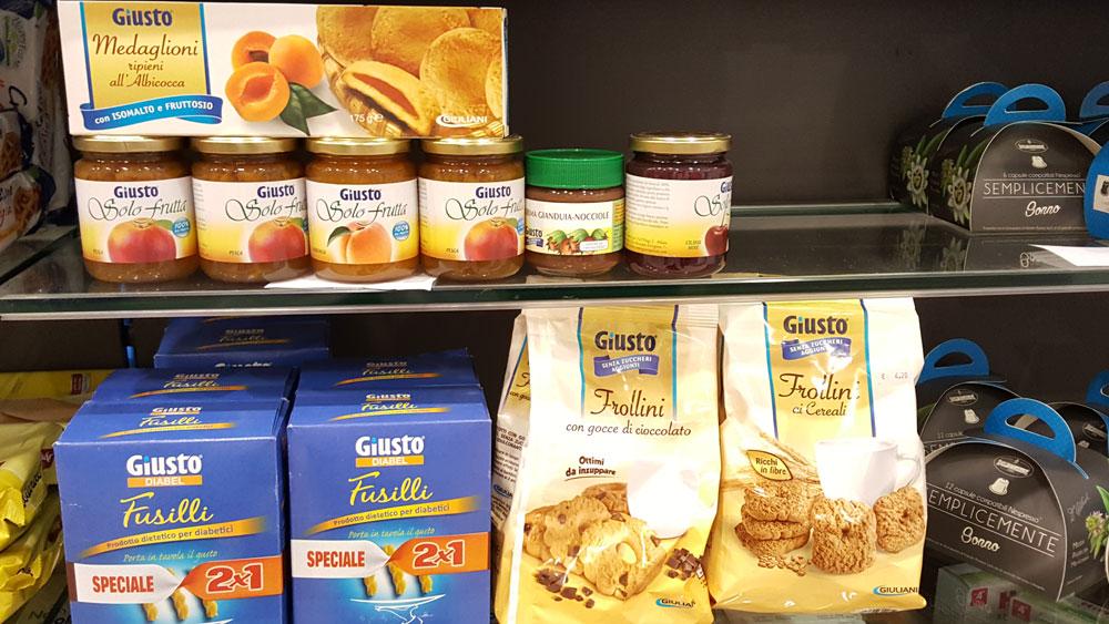 Eccezionale Ecco la farmacia con alimenti per diabetici a Valdagno - Farmacia  LA07